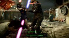 Fallout 4 Lightsaber Mod disponibile. Con questo mod si potrà finalmente impugnare la tanto amata spada laser usata da jedi e sith di Star Wars... #fallout4