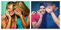 You can't fake a candid moment. | 16 Reasons You Should Never Reenact Pinterest Photos