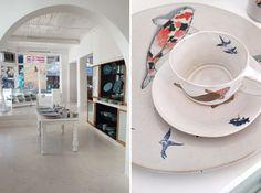 Mervyn Gers Ceramics | http://lanaloustyle.com/2014/04/mervyn-gers-ceramics.html