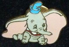 Disney's Dumbo The Elephant Pin