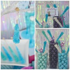 Frozen Birthday Party Ideas | Photo 12 of 23 | Catch My Party