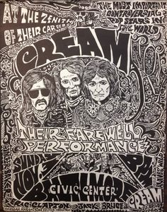 3.11.1968; cream; usa, baltimore, civic center; (db)