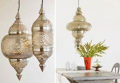 morrocan lamps