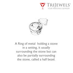 In bezel setting the diamond is better protected from accidental rubbing or blows, and is less likely to allow the diamond to scratch.