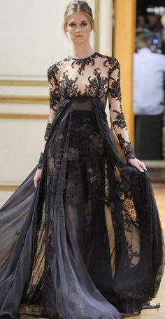 Zuhair Murad Haute Couture Autumn 2013