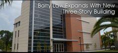 Andreas School of Law Barry University, Law School, Lawyer, Orlando, Skyscraper, Haha, Building, Orlando Florida, Skyscrapers