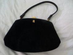 Gorgeous  Vintage Coblentz Original Black by Linsvintageboutique