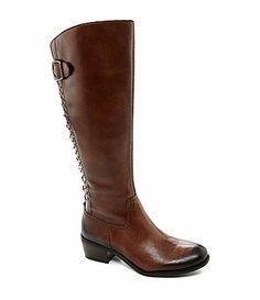 Arturo Chiang Barrett LaceUp Boots #Dillards...WANT