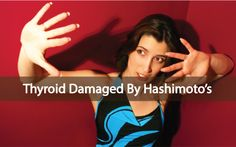 Hashimoto's is an autoimmune disease: body makes antibodies that attack and damage the thyroid. If continued it can cause Hypothyroidism.
