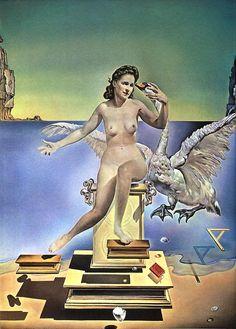 Leda Atomica -Salvador Dalí