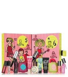 Rock around the clock with 12 mini bestsellers!