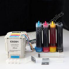 CISS CIS Ink HP88 88 XL for HP Officejet Pro L7650 L7680 L7681 L7750 L7700 L7780 #HP