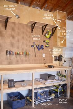Ingenious garage organization diy projects and more garage toronto diy design and lifestyle blog about renovation decorating crafts and making solutioingenieria Gallery