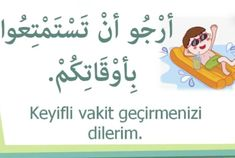 #Arapça #cümleler Turkish Lessons, Learn Turkish Language, Learning Arabic, Turkey, Feelings, Language, Reading, Arabesque