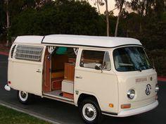 1971 Westfalia Campmobile
