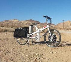 Amazon.com : Electro Joe Electric Cargo Bicycle : Electric Cargo Bikes : Sports  Outdoors