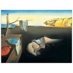 DALÌ - Persistenza della memoria 80x60 cm #artprints #art #prints #interior #design #SalvadorDalí #Dalí Scopri Descrizione e Prezzo http://www.artopweb.com/autori/salvador-dali/EC15142
