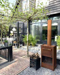 Excellent simple ideas for your inspiration Pergola With Roof, Wooden Pergola, Pergola Patio, Diy Patio, Backyard, Patio Ideas, Small Pergola, Covered Pergola, Pergola Kits
