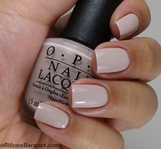 OPI Don't Bossa Nova Me Around 2a