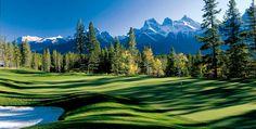 Silvertip Golf Course, Alberta