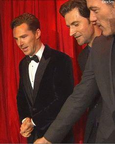 "tistai:   Three gorgeous men in one shot - Love still believes, When you don't."""