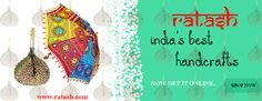 #India's #best #handicrafts on sale.. Grab it all.. Ratash Handicrafts Shopping Visit us at: www.ratash.com