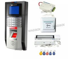 177.11$  Watch here - http://ali8q3.worldwells.pw/go.php?t=32580983660 - Bio Single Door Fingerprint and RFID Card Access Control System & Time Attendance Kits+Magnetic lock