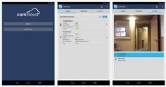 Mit dieser App kann man im Urlaub seine Immobilie ganz einfach überwachen. Einrichtung 1 Kamera ist kostenlos.