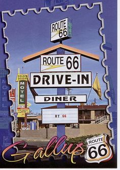 RT 66 0355 GALLUP by jocelyn aka nowaglas, via Flickr