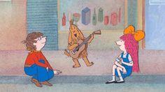 Mach a Šebestová na cestách — Česká televize George Costanza, Fairy, Paintings, Cartoon, Painting Art, Painting, Cartoons, Comic, Painted Canvas