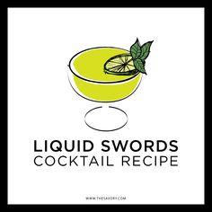 Liquid Swords Cocktail Recipe