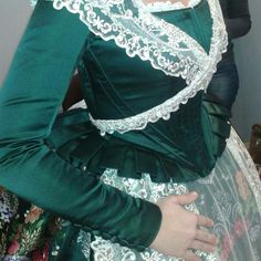 Edwardian Fashion, Marie Antoinette, Regional, Victorian, Dresses, Vestidos, Female Clothing, How To Sew, Long Sleeve