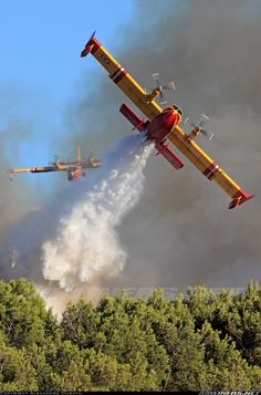 a requires grit and guts, to all those behind the controls, we salute you!flying a requires grit and guts, to all those behind the controls, we salute you! Wildland Firefighter, Float Plane, Flying Boat, Jet Plane, Bomber Plane, Civil Aviation, Aircraft Design, Aircraft Pictures, France