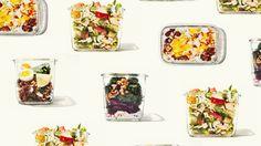 These 4 Easy Plane Snacks Will Make Your Fellow Passengers Jealous | Healthyish | Bon Appetit