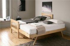 Aspen Guest Bed - Natural