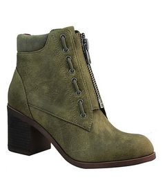 Moss Sampsin Ankle Boot #zulily #zulilyfinds