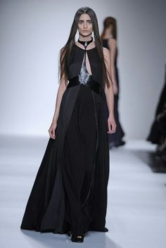 ann demeulemeester 2013 Spring Collection