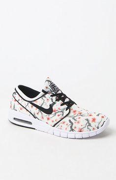 Nike SB Stefan Janoski Max Premium Printed Shoes at PacSun.com 78082e4a97c41