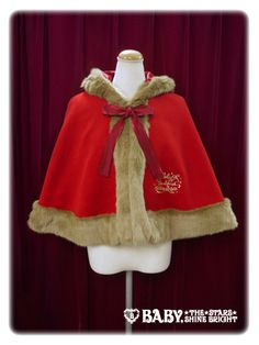 Baby, the stars shine bright Riding red hood cape2014