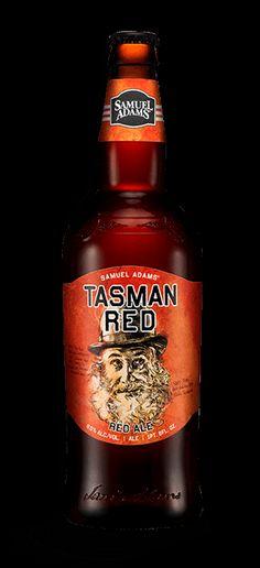 Tasman Red - Red Ale I want to try. More Beer, All Beer, Best Beer, Beer Brewing, Home Brewing, Beer Dip, Pumpkin Beer, Beer Pairing, Samuel Adams
