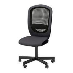Ikea chaise de bureau simple cheap chaise roulante bureau for Fauteuil bras tablette ikea