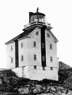Louisbourg Lighthouse - Nova Scotia, Canada