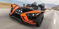 2017 Polaris Slingshot SLR - Orange Madness