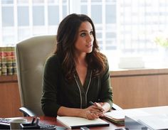 A look at Rachel-Zane's style