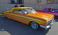 Lifestyle lowrider car club....