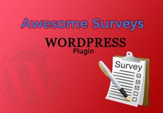 WordPress Plugin - Awesome Surveys | DealMirror.com