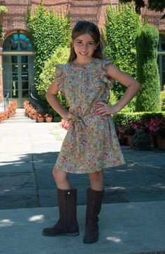 Back to school dresses. Liberty of London