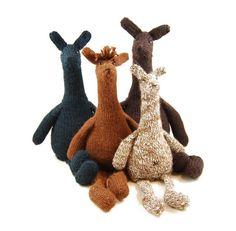 Zeke the Aloof Alpaca Knitting Pattern Pdf INSTANT от dangercrafts, $6.00