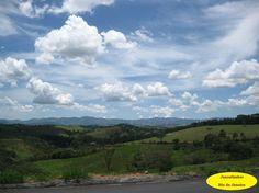 Nuvens GTA Um pouco da paisagem na estrada no caminho de Cunha.Guaratinguetá-SP