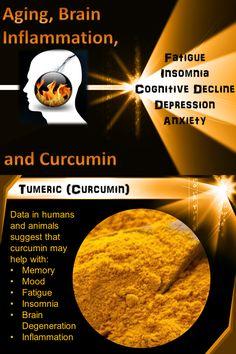 Curcumin & the aging #brain http://www.integrativepsychiatry.net/blog//curcumin-and-the-aging-brain